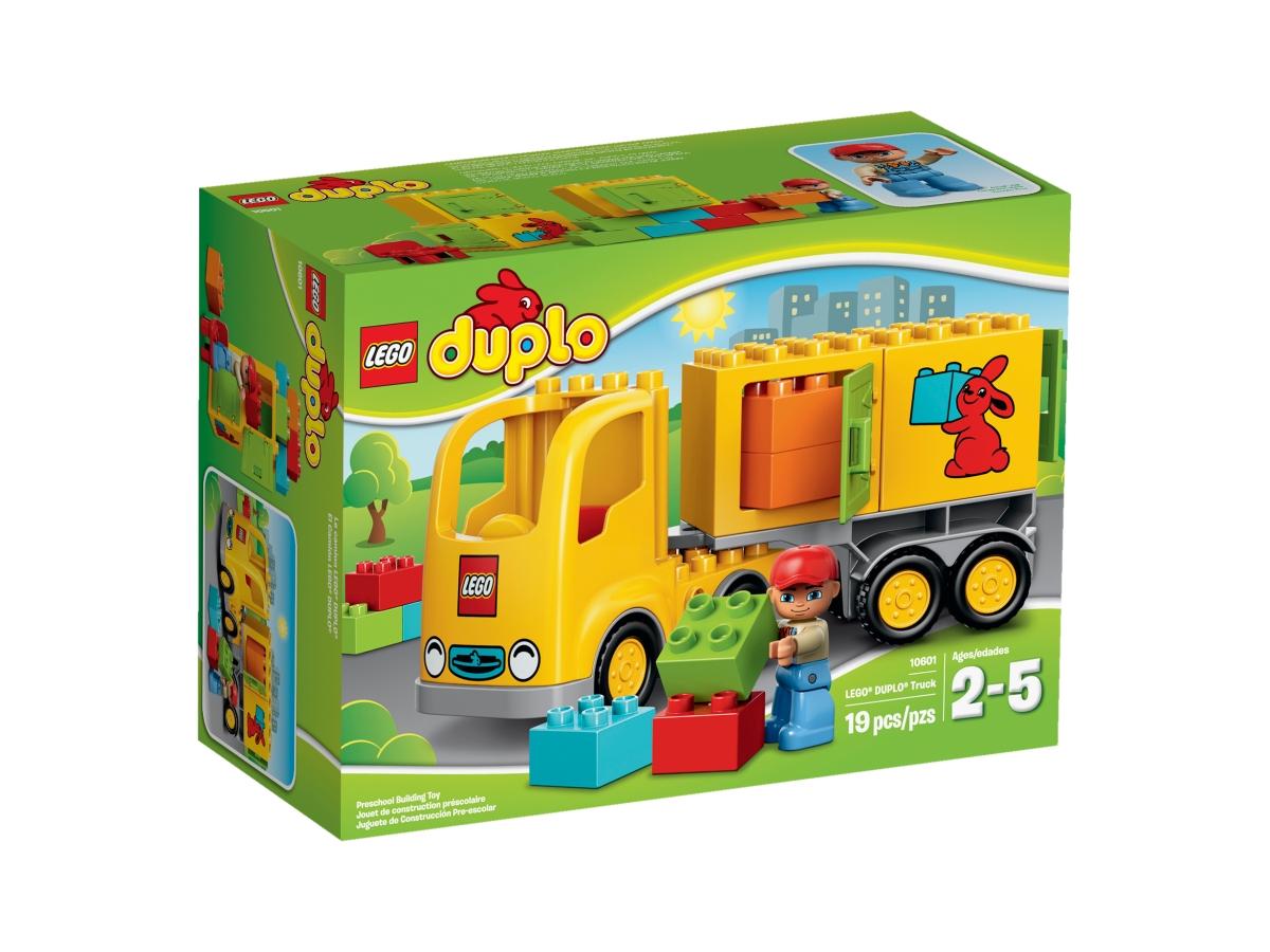 duplo 10601 truck