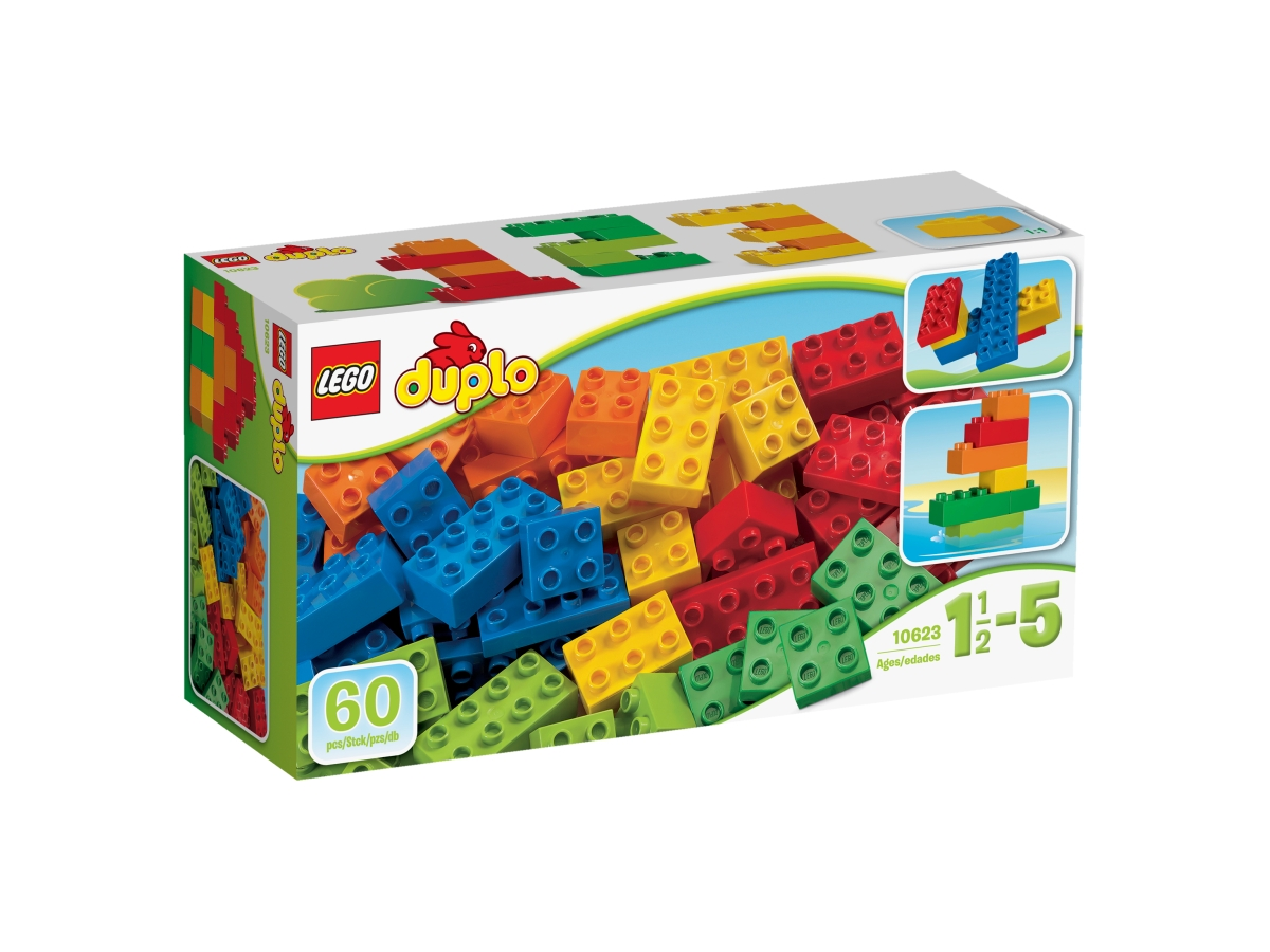 duplo 10623 basic bricks large