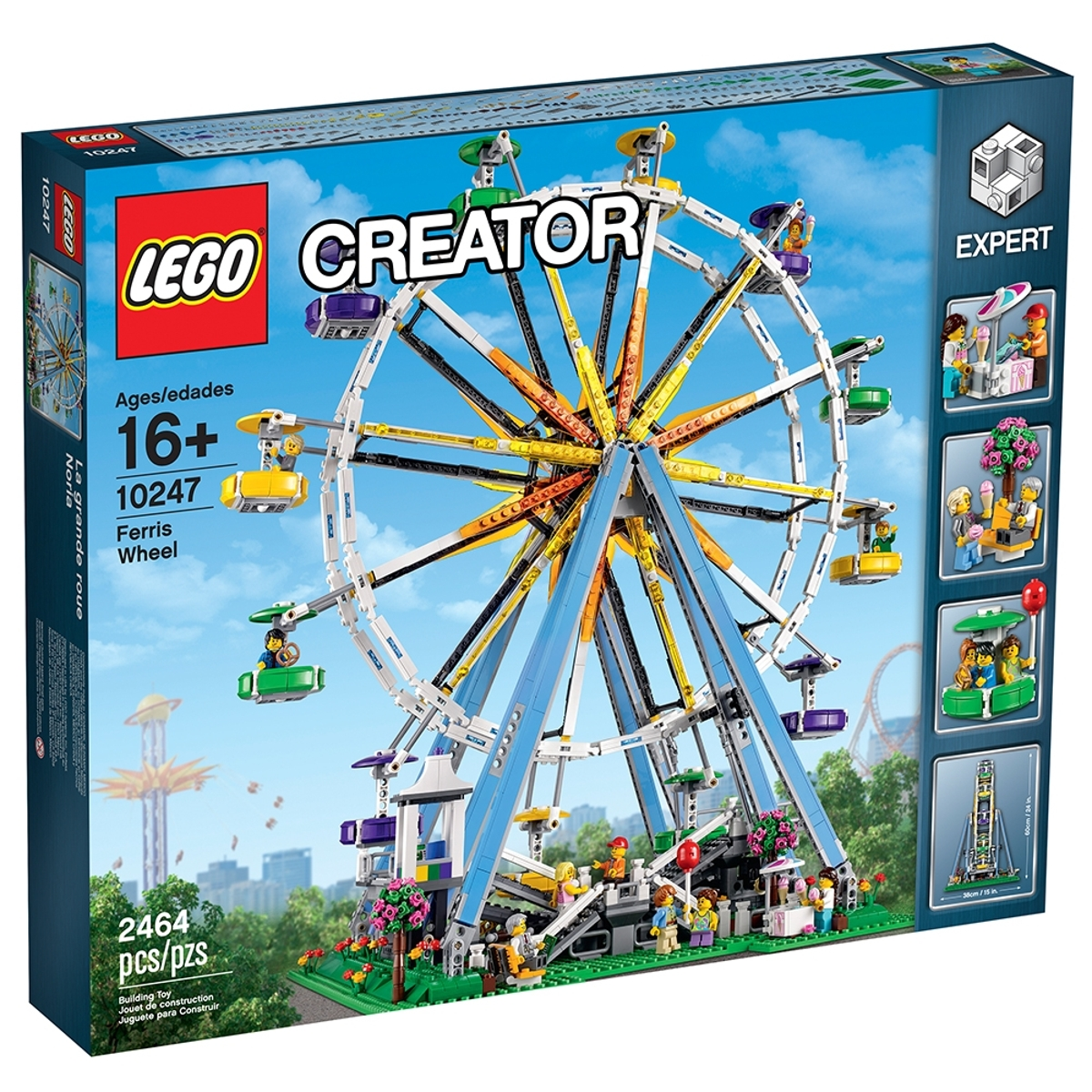 lego 10247 ferris wheel