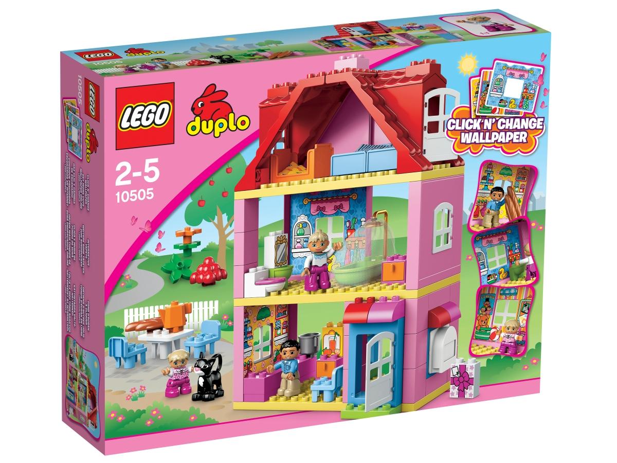 lego 10505 play house