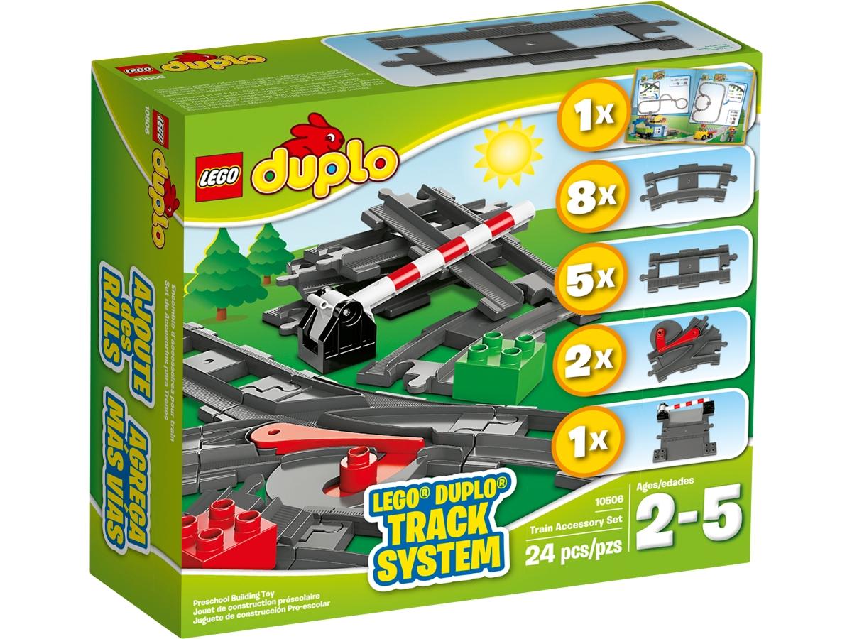 lego 10506 train accessory set