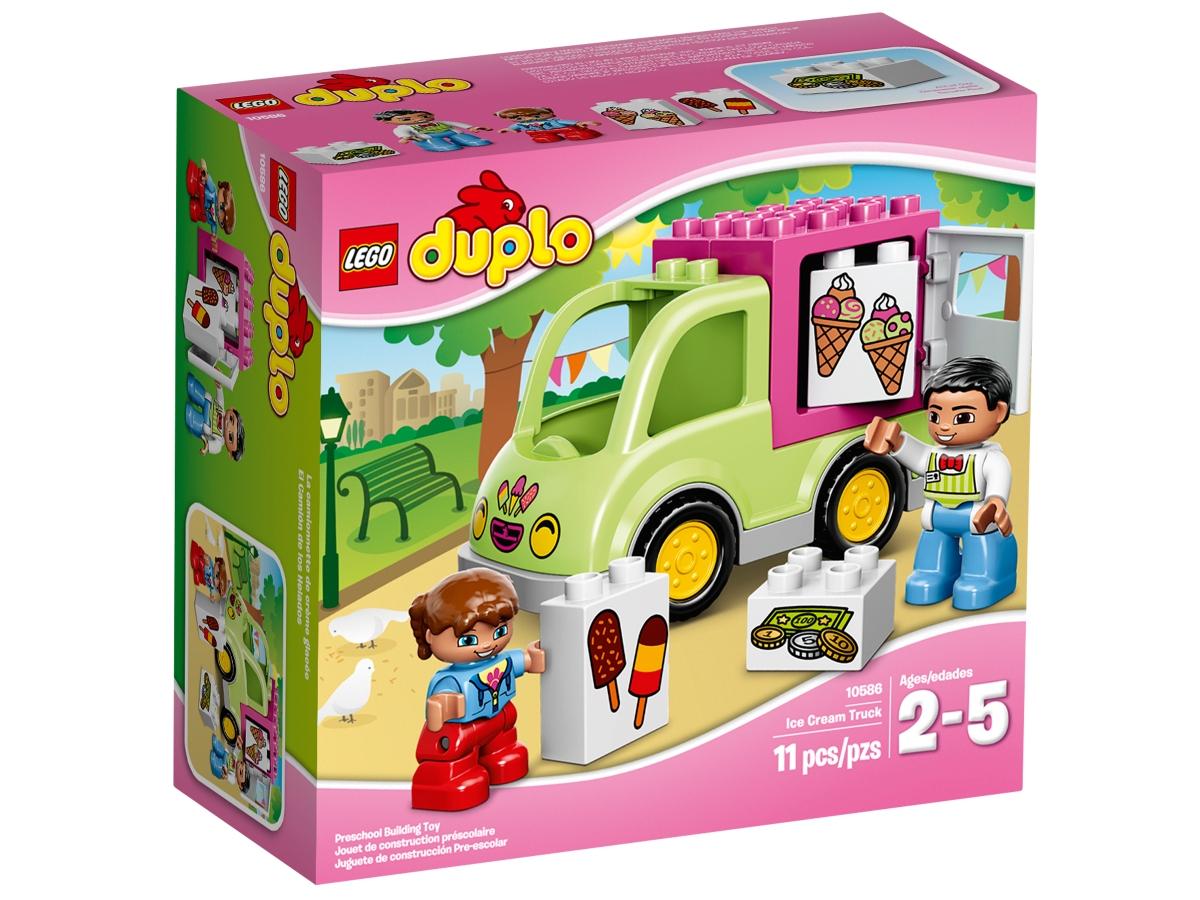 lego 10586 ice cream truck