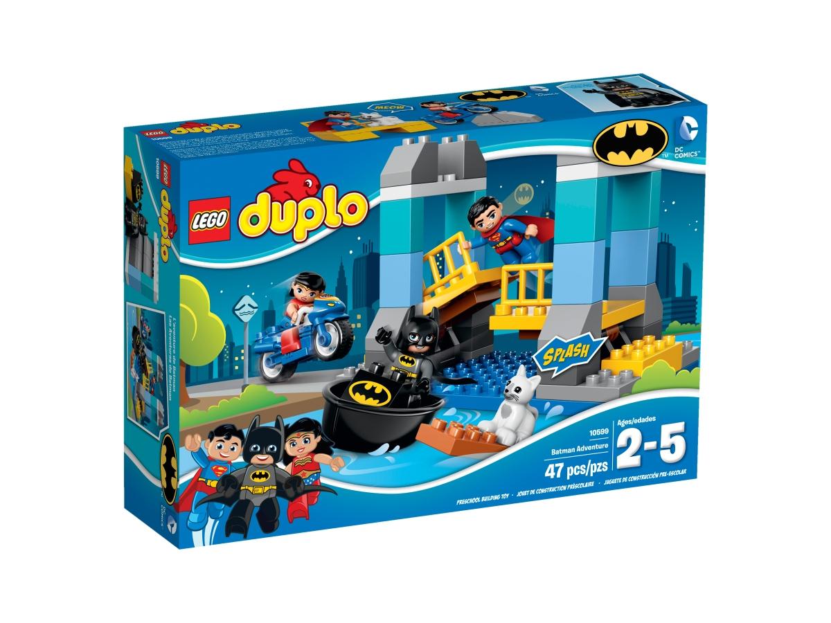 lego 10599 batman adventure