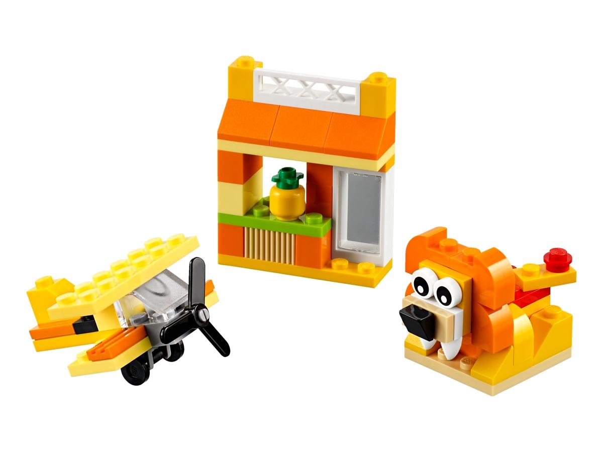 lego 10709 orange creativity