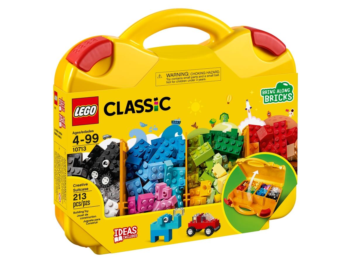 lego 10713 creative suitcase
