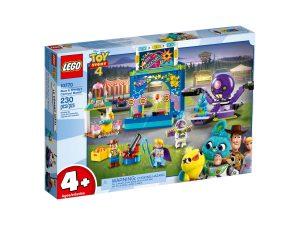 lego 10770 buzz woodys carnival mania