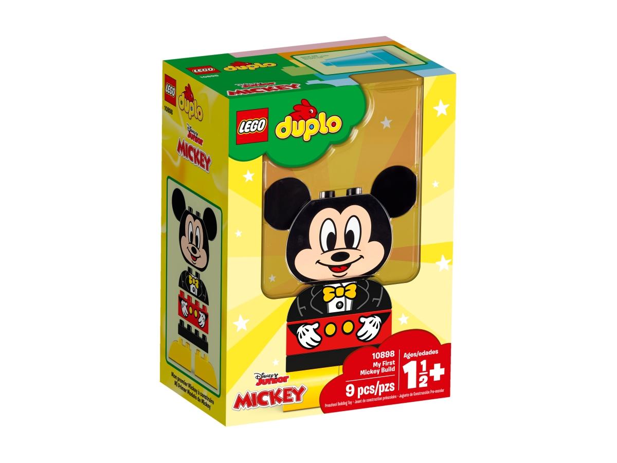 lego 10898 my first mickey build