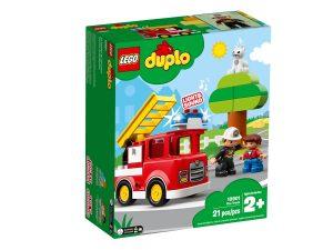 lego 10901 fire engine