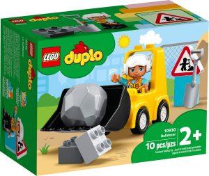 lego 10930 bulldozer