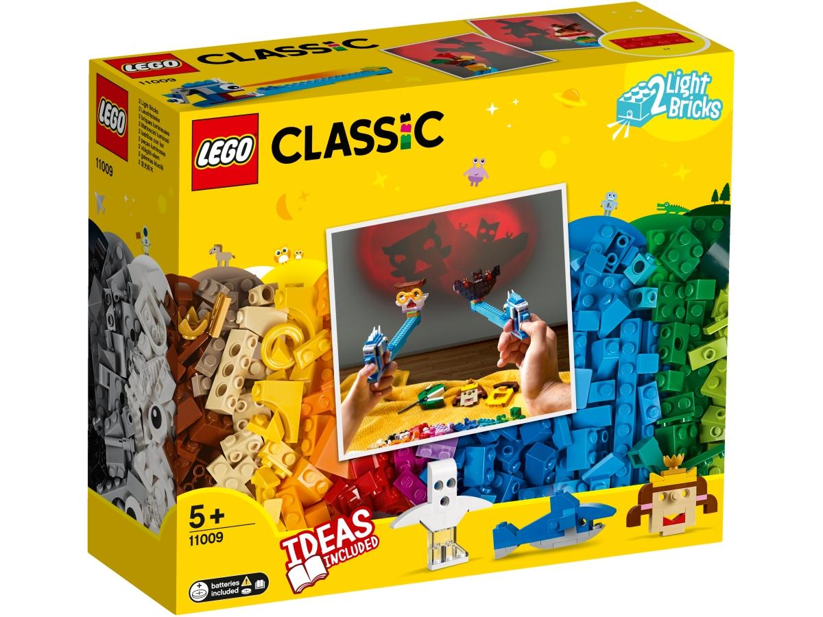 lego 11009 bricks and lights