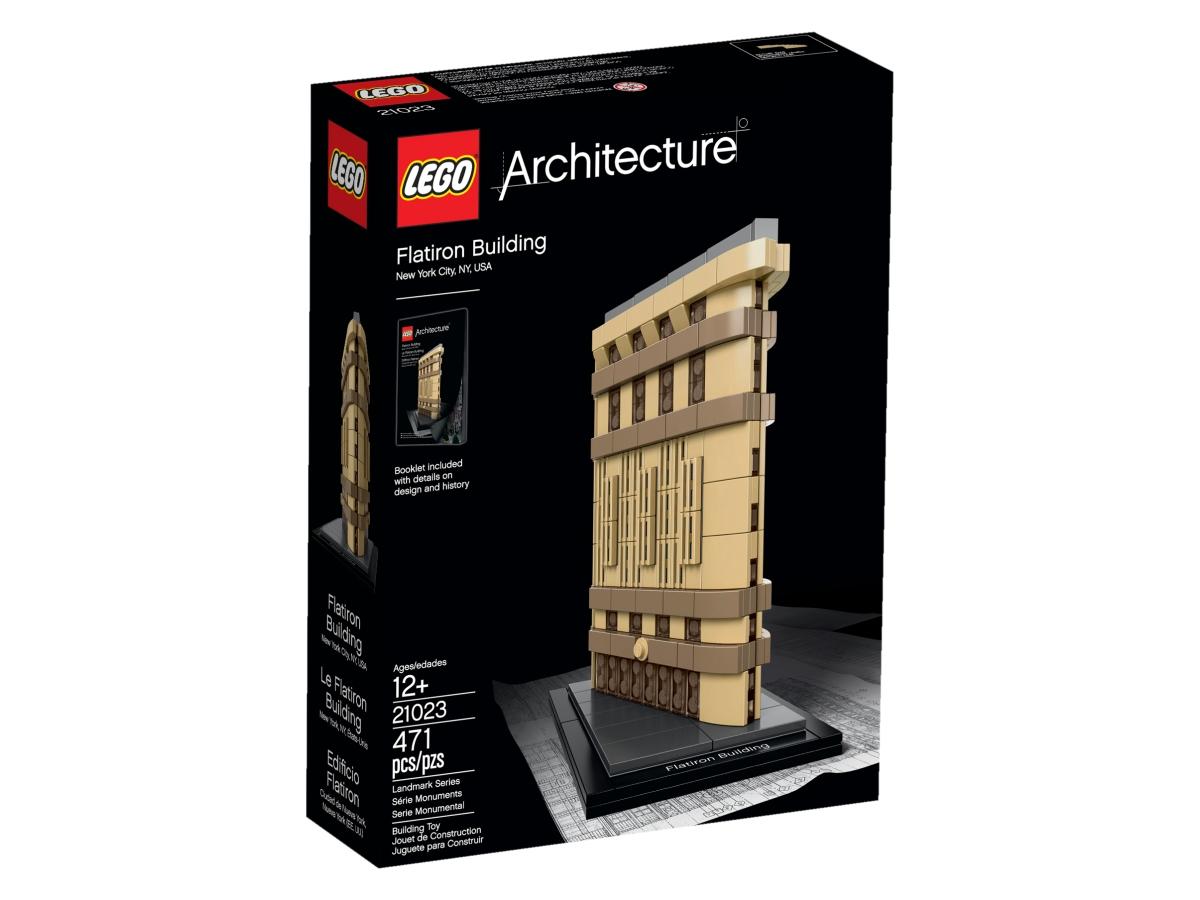 lego 21023 flatiron building