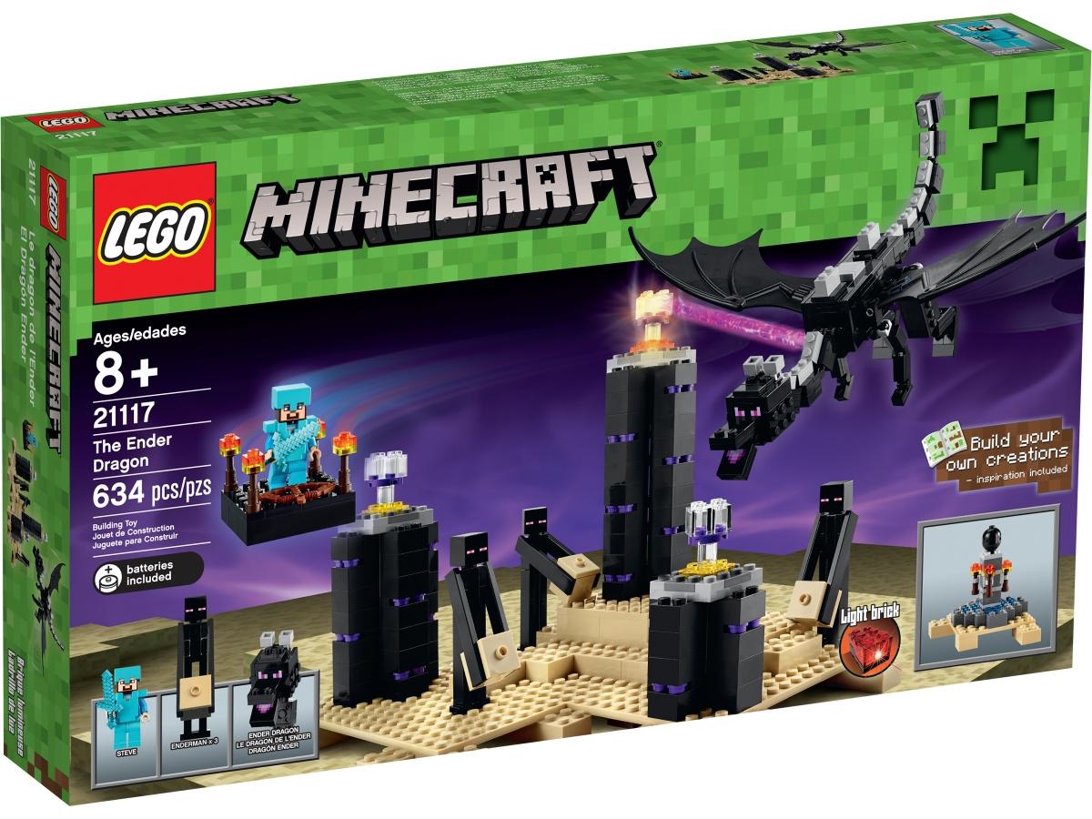 lego 21117 the ender dragon