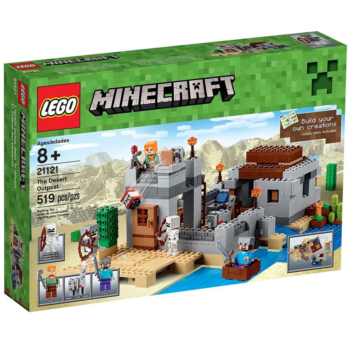 lego 21121 the desert outpost