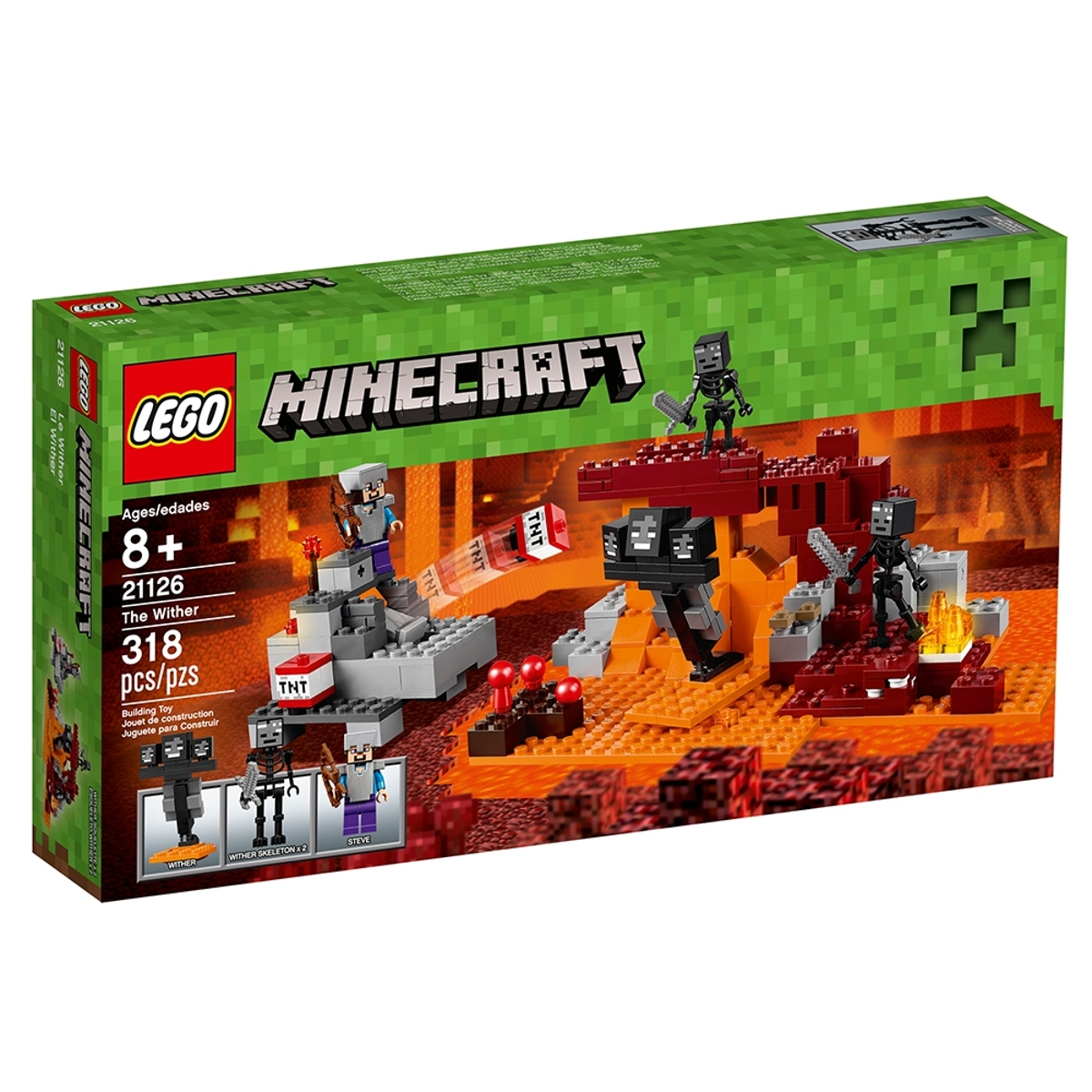 lego 21126 the wither