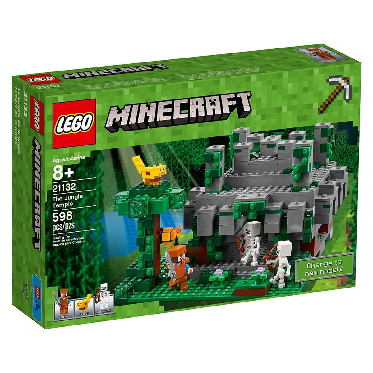 lego 21132 the jungle temple