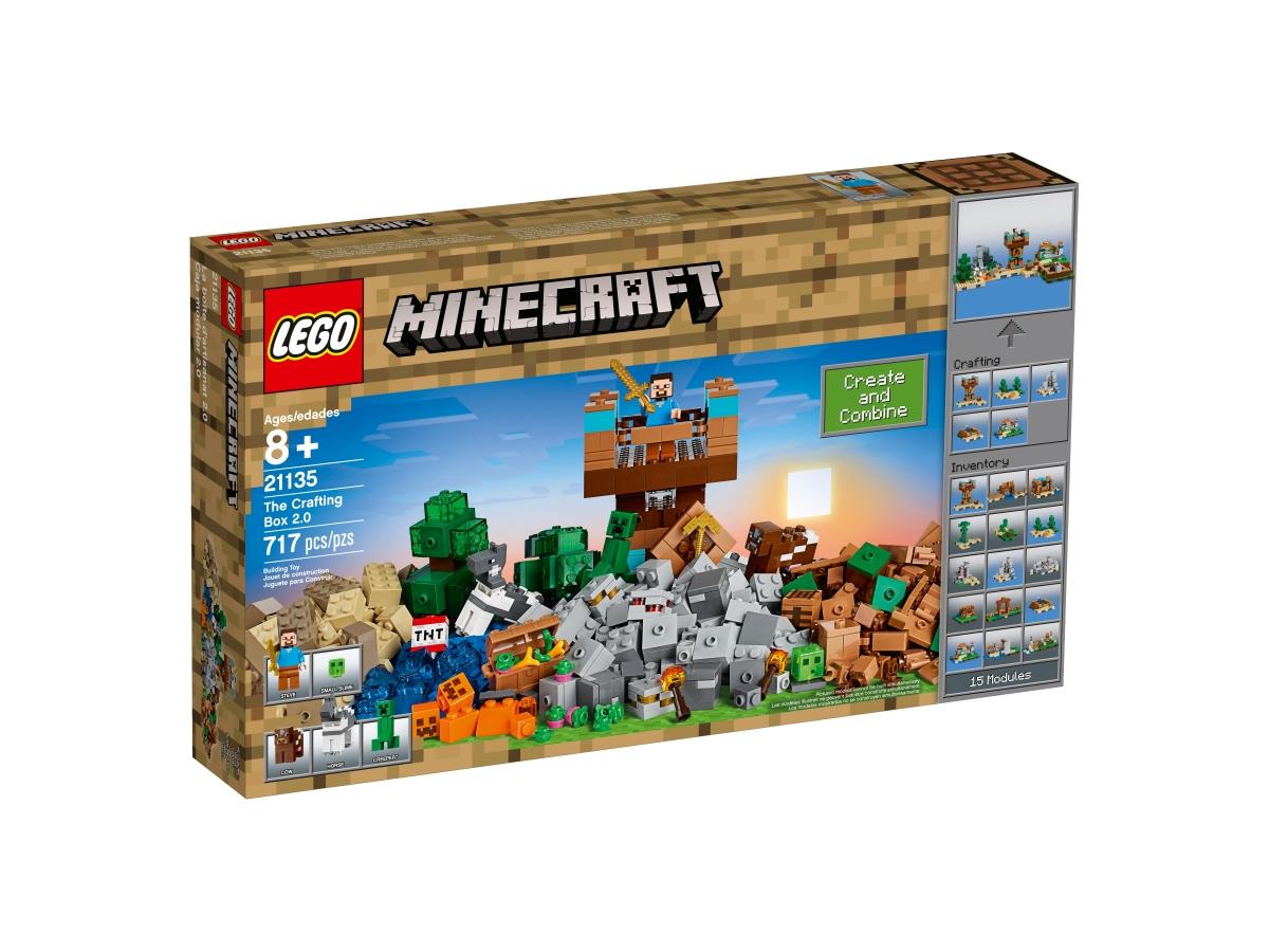 lego 21135 the crafting box 2 0