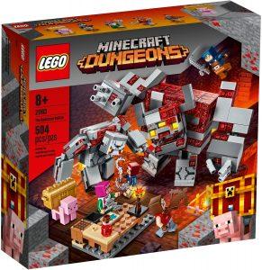 lego 21163 the redstone battle