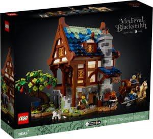 LEGO 21325 Ferreiro Medieval