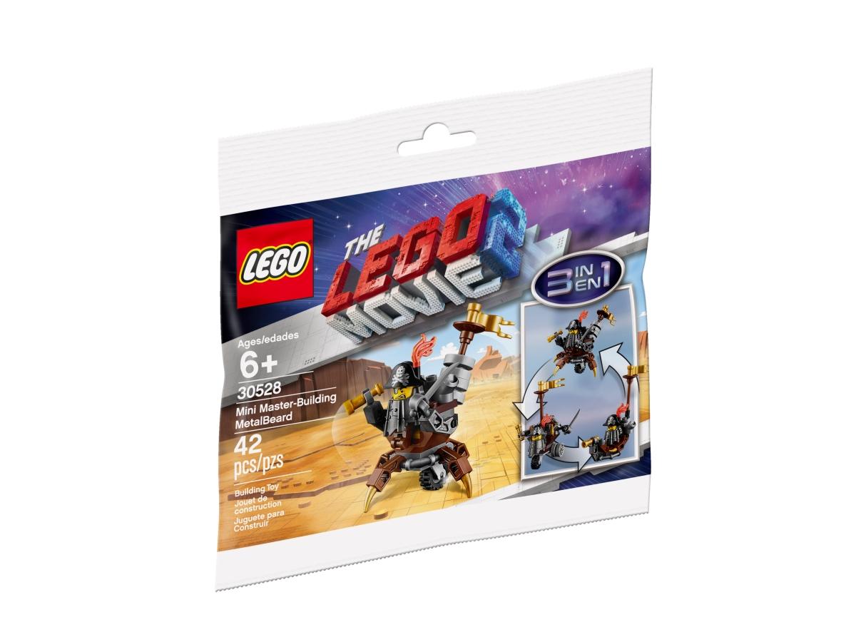 lego 30528 mini master building metalbeard
