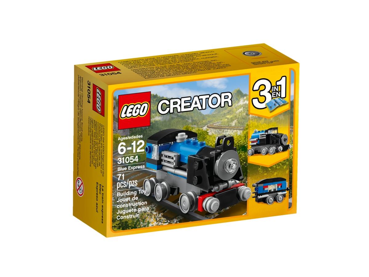 lego 31054 blue