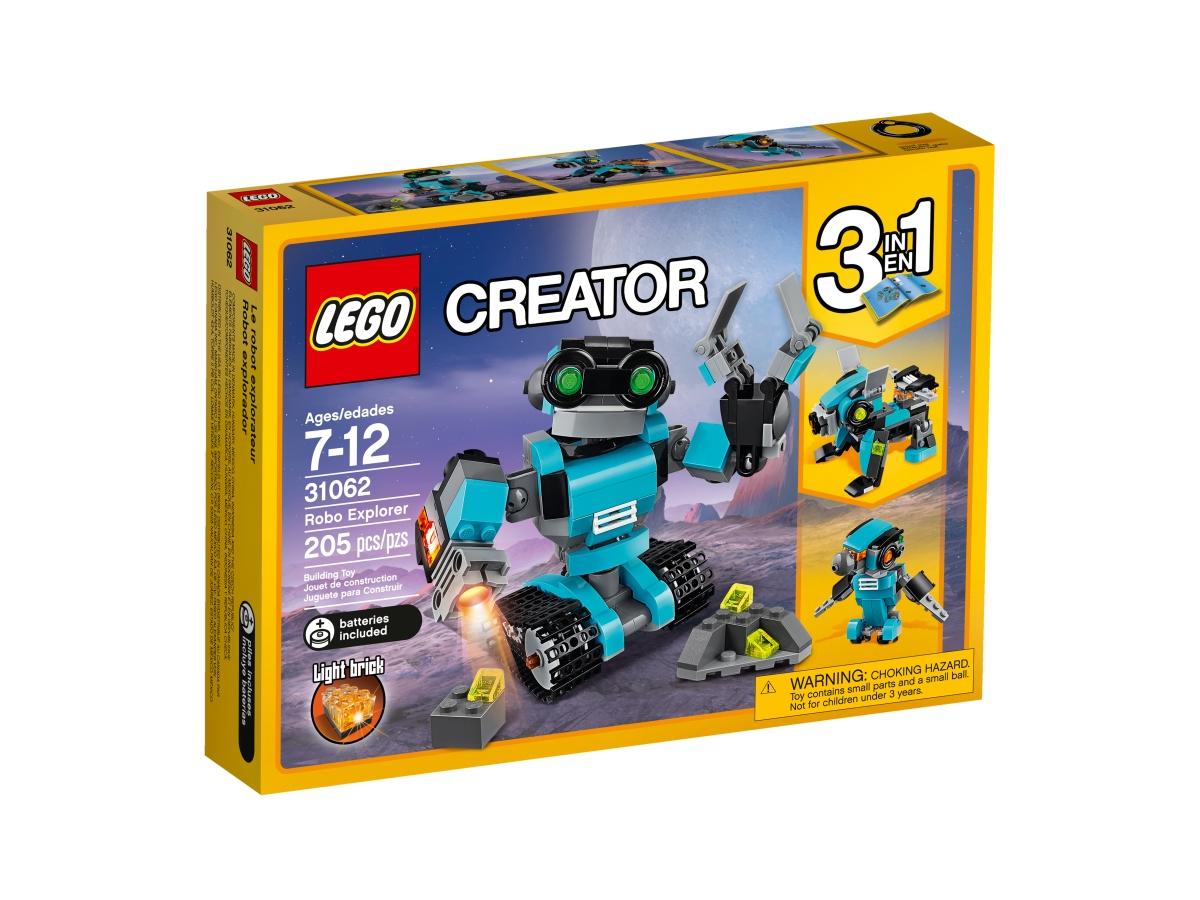 lego 31062 robo