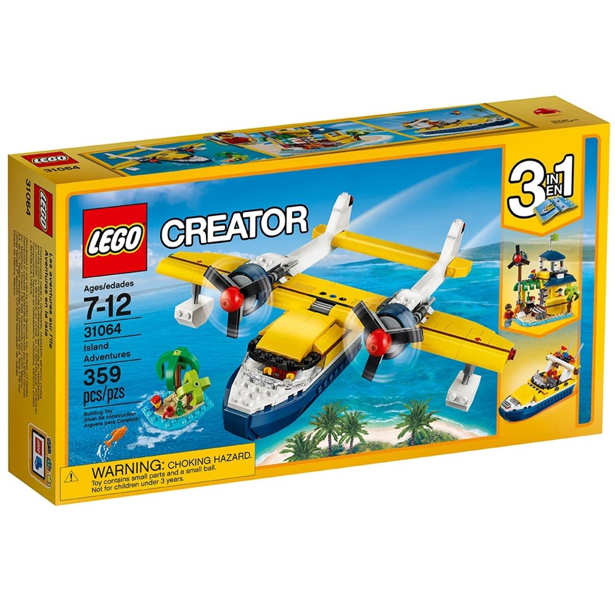 lego 31064 island adventures