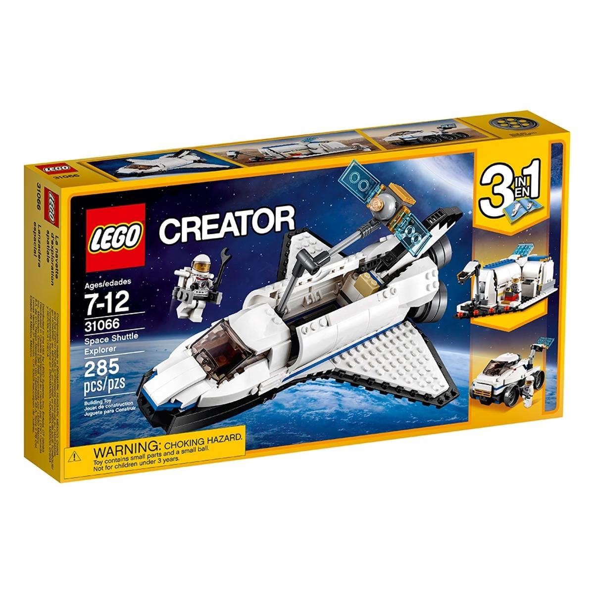 lego 31066 space shuttle