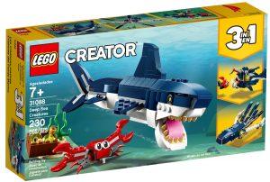 lego 31088 deep sea creatures