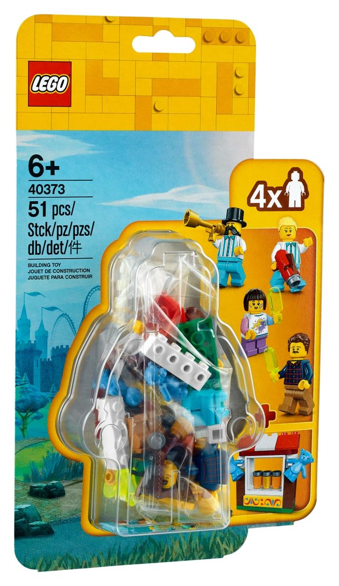 lego 40373 fairground mf acc set