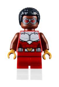 lego 40418 falcon black widow team up