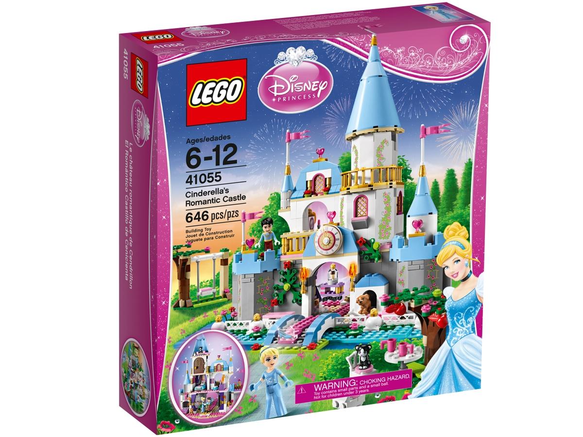 lego 41055 cinderellas romantic castle
