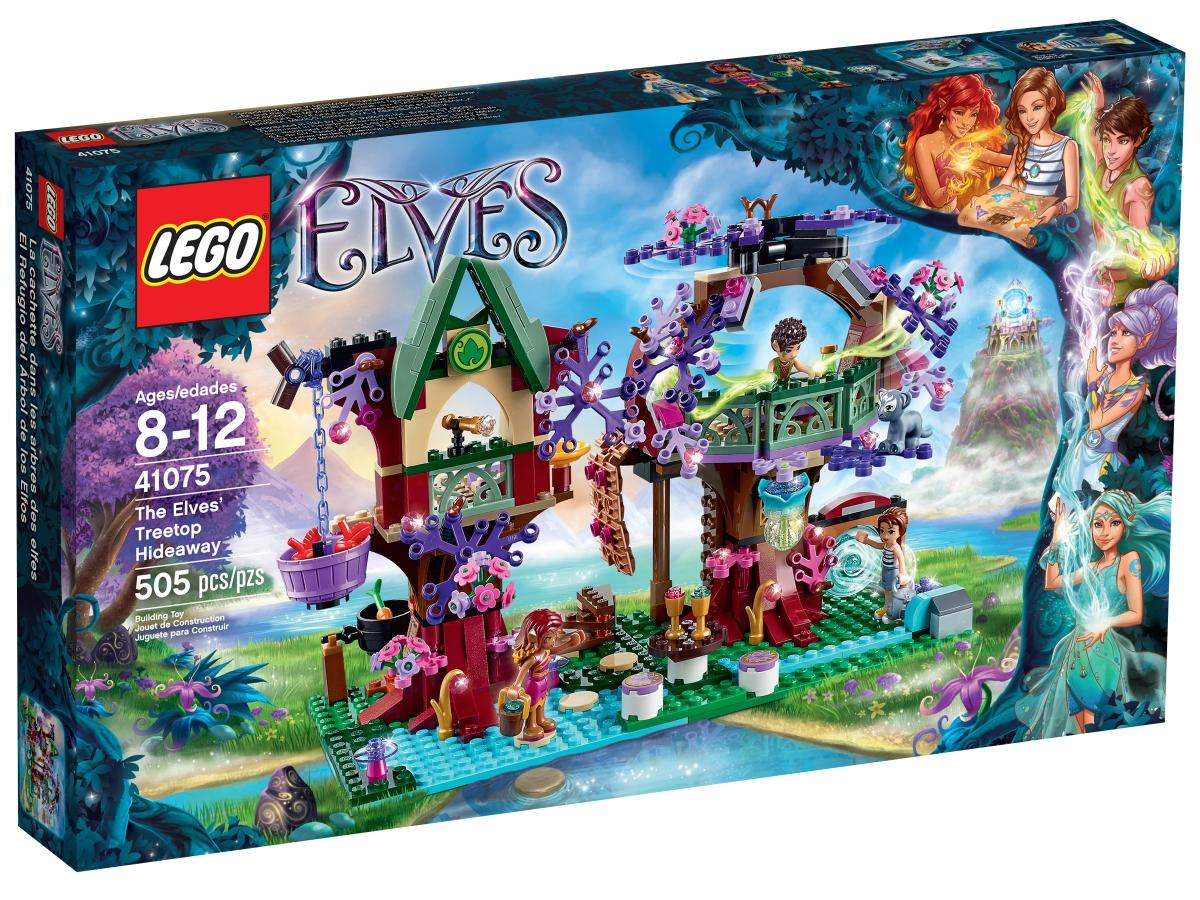 lego 41075 the elves treetop hideaway