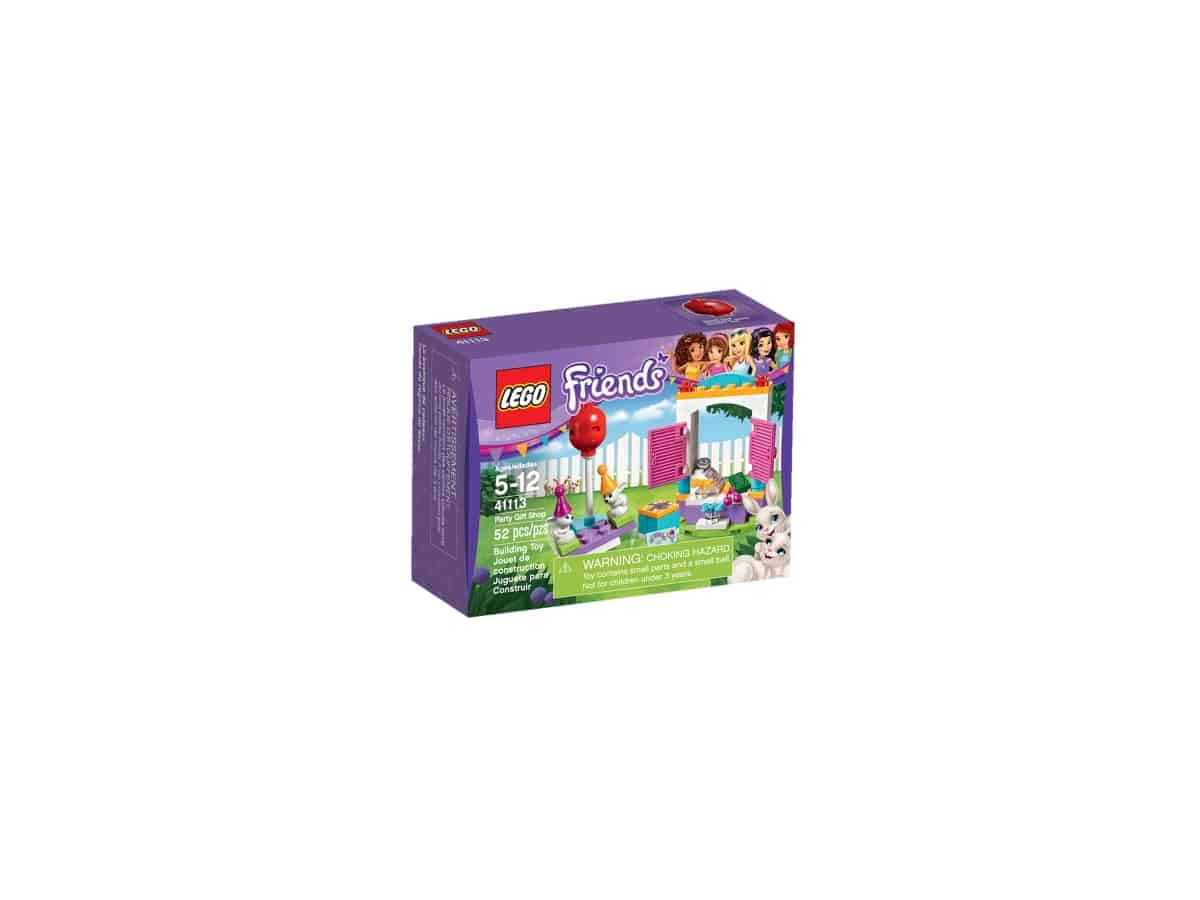 lego 41113 party gift shop