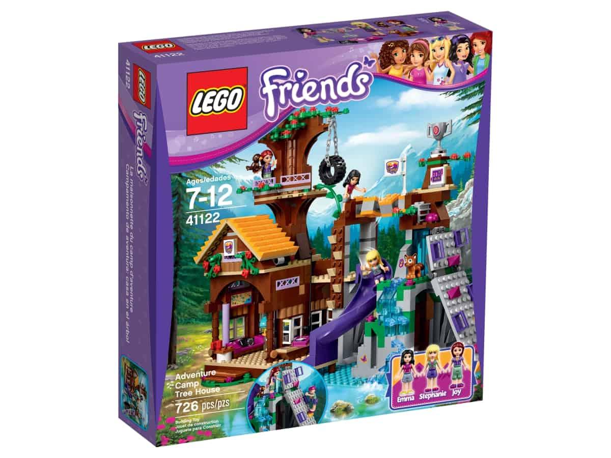 lego 41122 adventure camp tree house