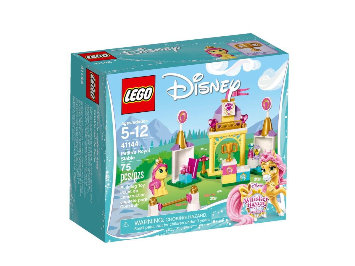 lego 41144 petites royal stable