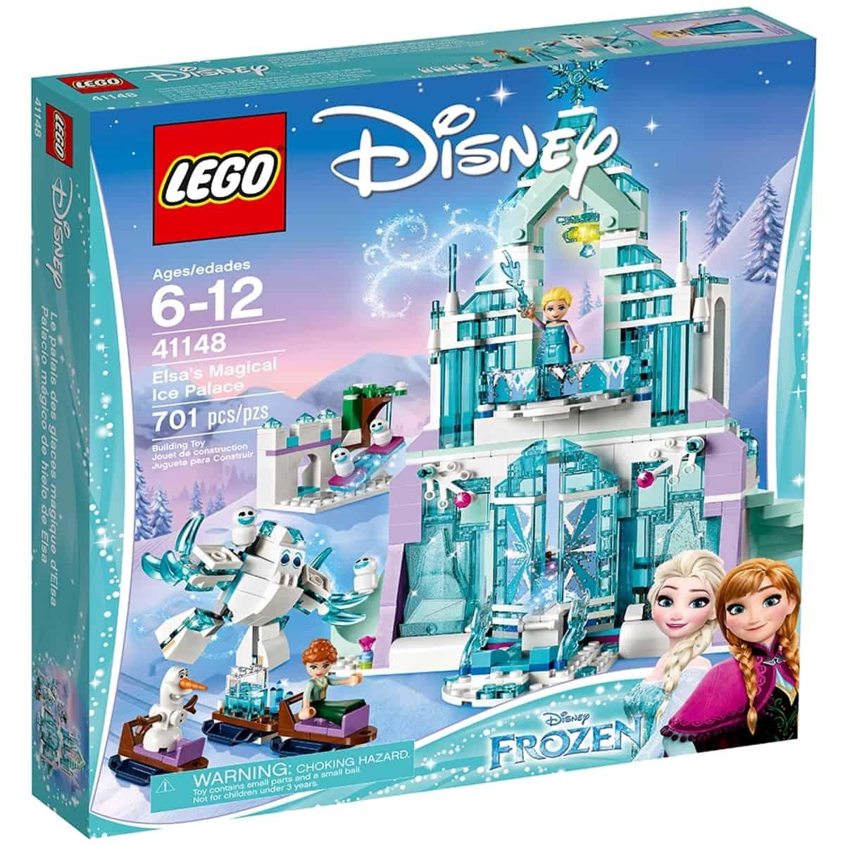 lego 41148 elsas magical ice palace