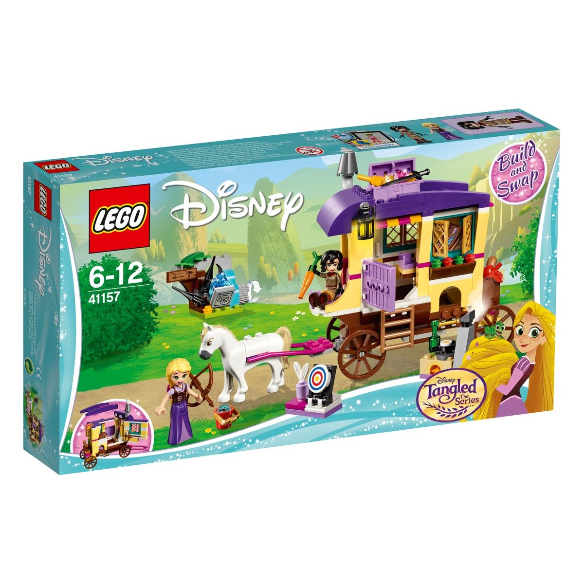 lego 41157 rapunzels traveling caravan