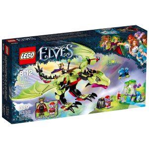 lego 41183 the goblin kings evil dragon