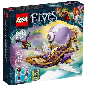 lego 41184 airas airship the amulet chase