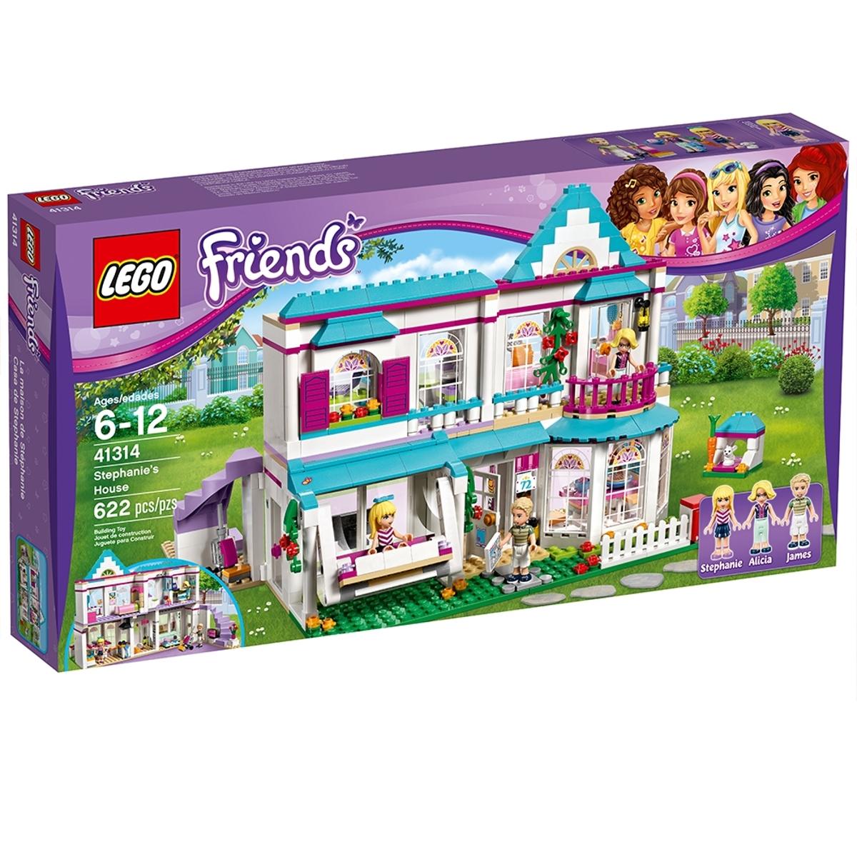 lego 41314 stephanies house