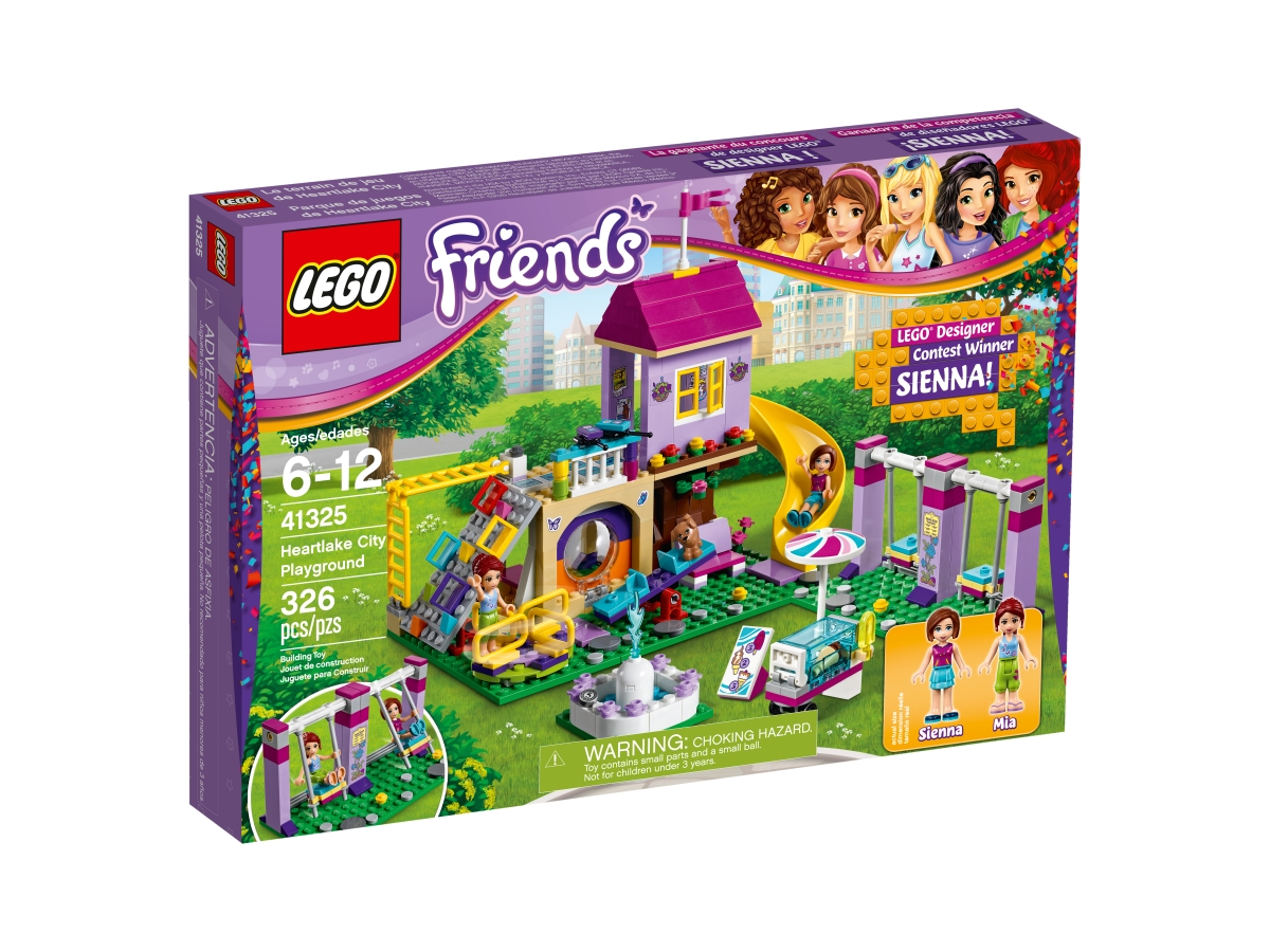 lego 41325 heartlake city playground