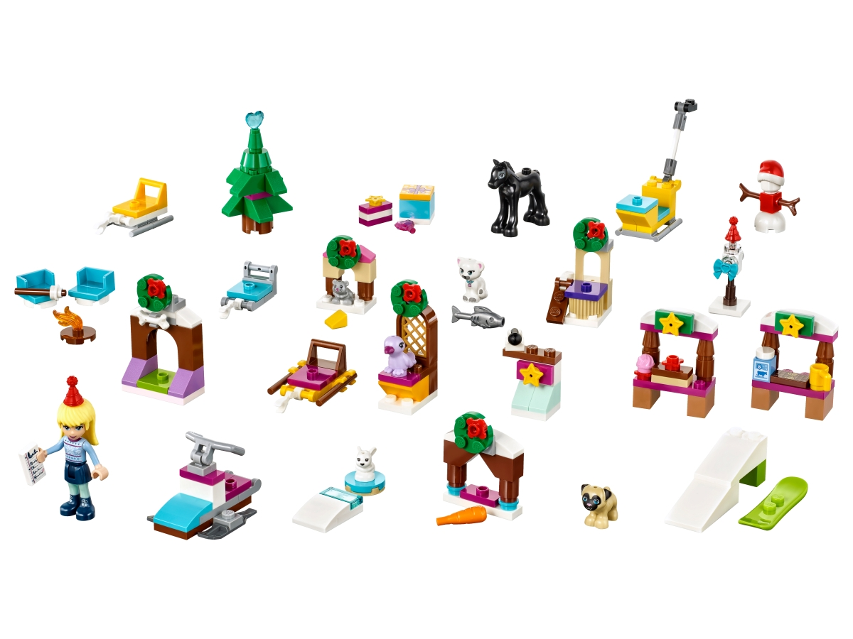 lego 41326 friends advent calendar
