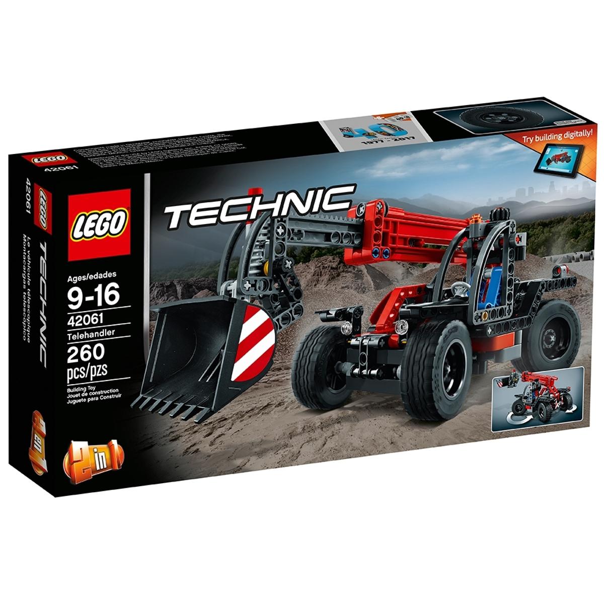 lego 42061 telehandler