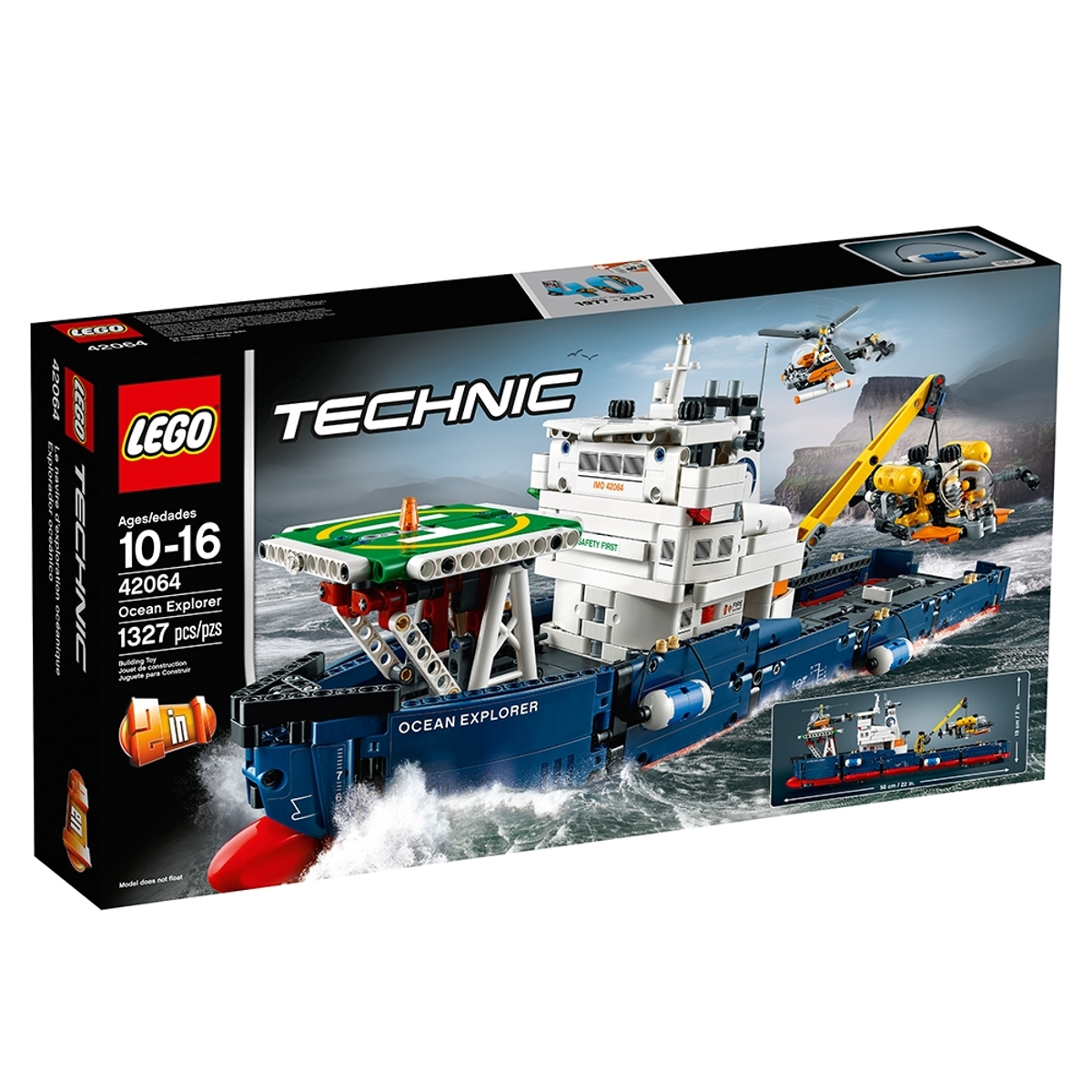 lego 42064 ocean