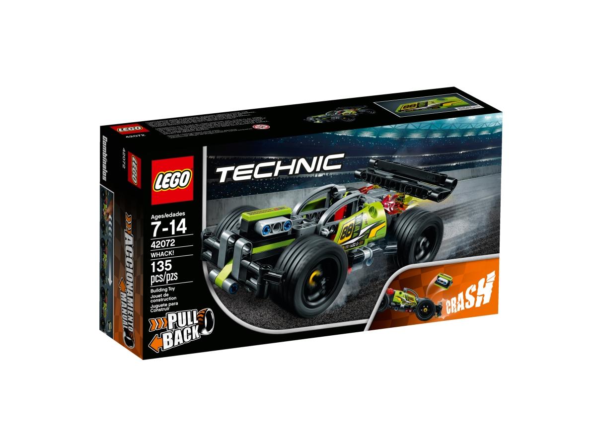 lego 42072 whack