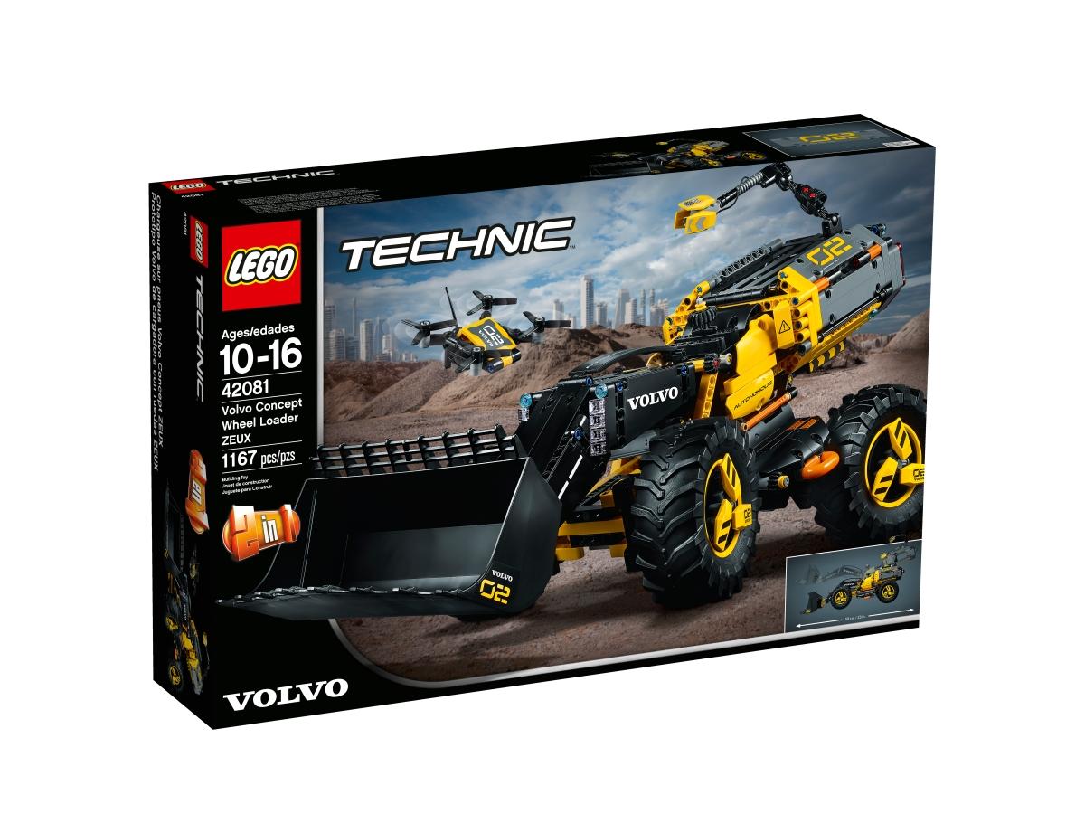 lego 42081 volvo concept wheel loader