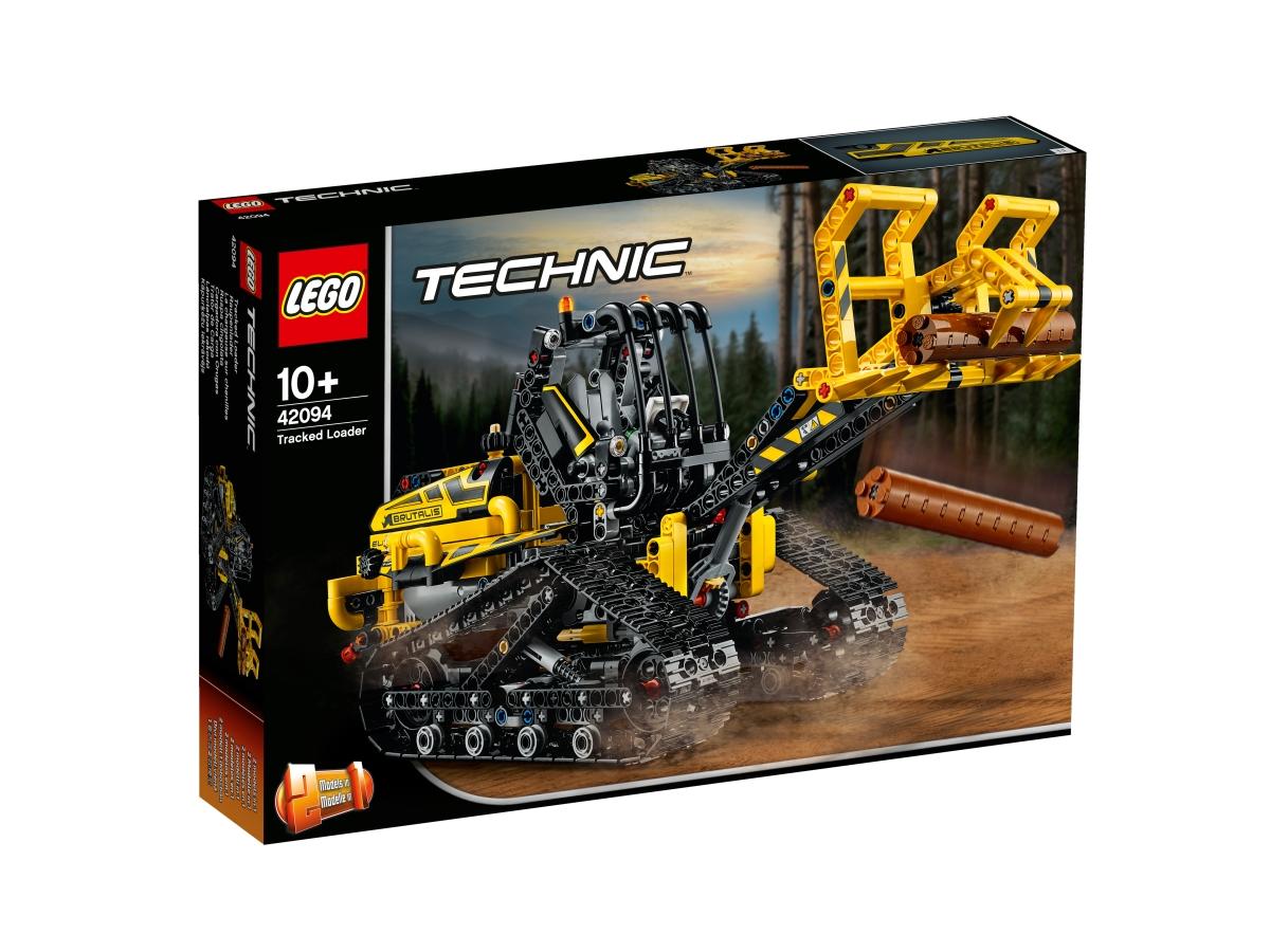 lego 42094 tracked loader
