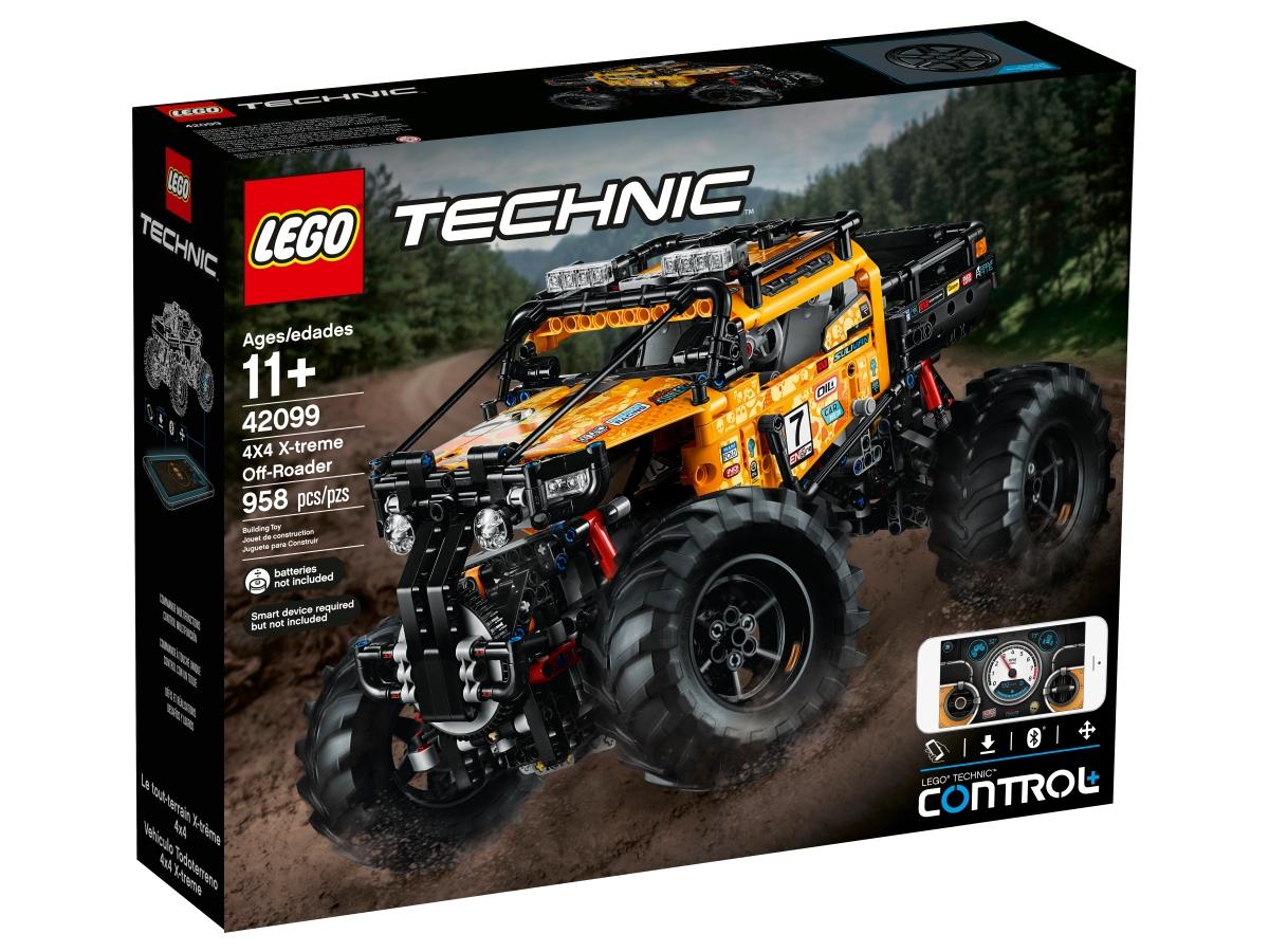 lego 42099 4x4 x treme off roader