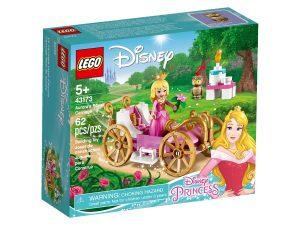 lego 43173 auroras royal carriage