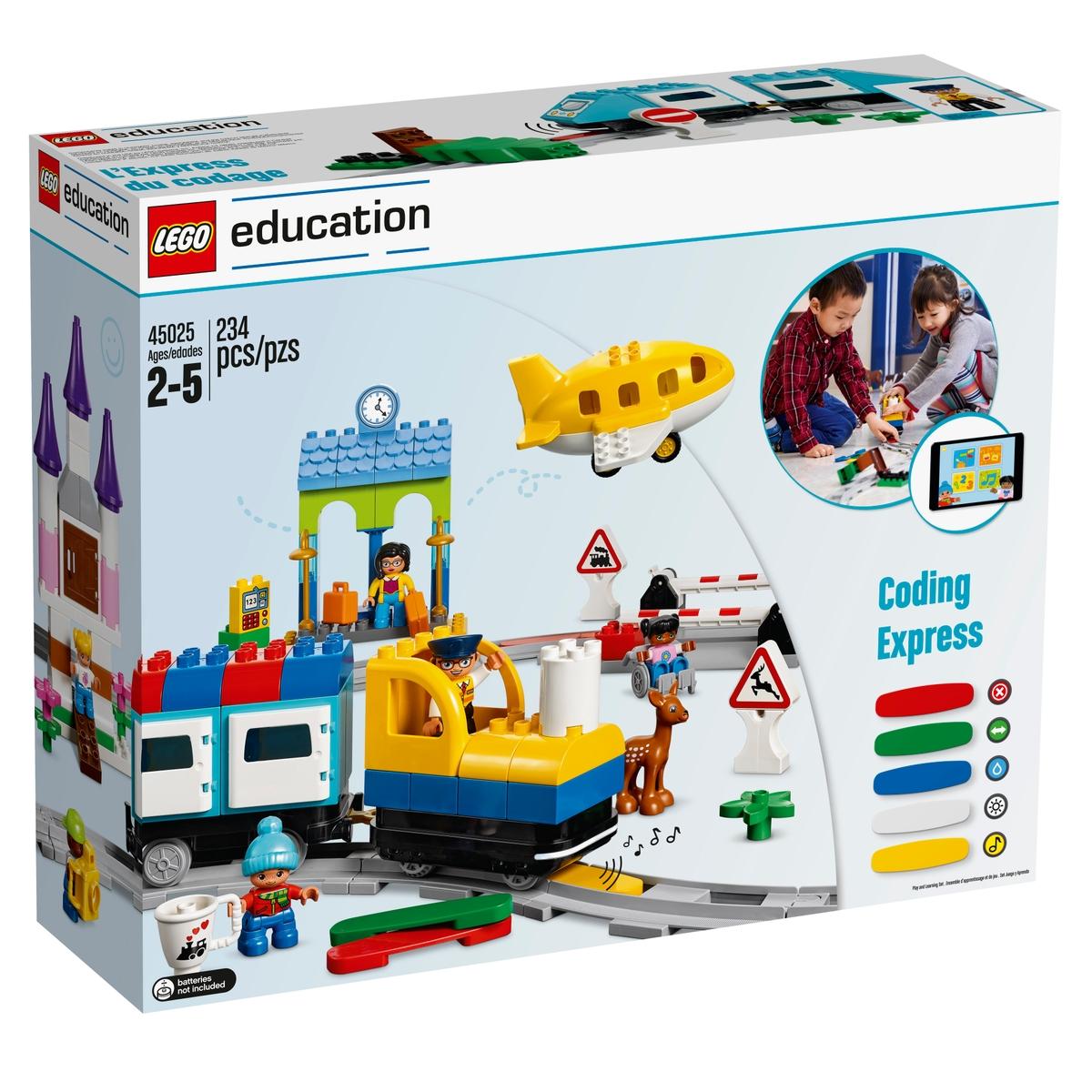 lego 45025 coding